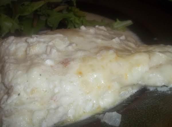 Pansy's Lemony  Chicken Enchiladas