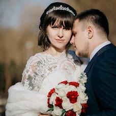 Wedding photographer Kseniya Voropaeva (voropusya91). Photo of 05.04.2018