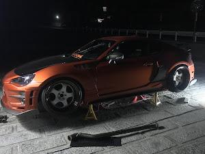 86  GTのバンパーのカスタム事例画像 安藤@Lowcul.さんの2018年04月24日21:39の投稿