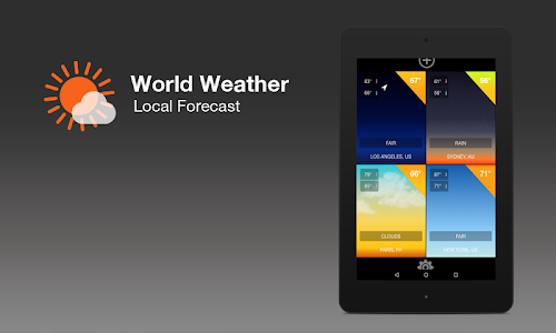 World Weather - Free Forecast screenshot 5