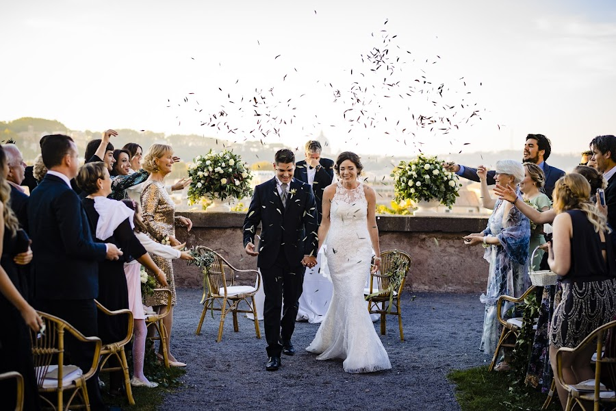 Wedding photographer Massimiliano Magliacca (Magliacca). Photo of 30.07.2019