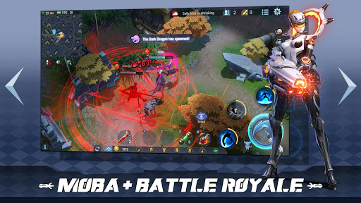Survival Heroes - MOBA Battle Royale 1.1.0 screenshots 1