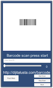 Barcode Web Scanner- screenshot thumbnail