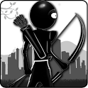 Stickman War : An Archer Warrior icon