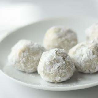 Russian Tea Cake Cookies Recipe