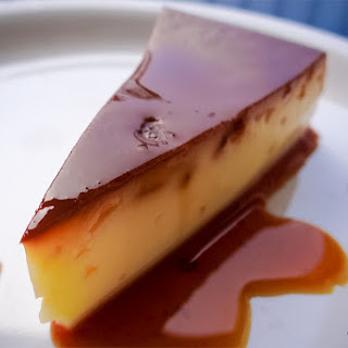 Caramel Custard , French Flan Dessert