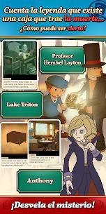 Layton y la caja de Pandora HD 2