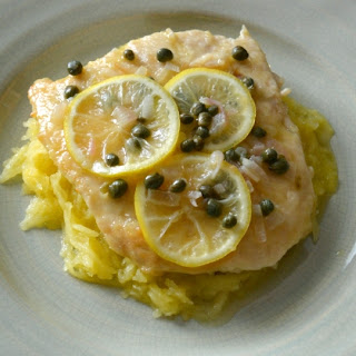 Paleo Chicken Piccata - A Cheesecake Factory Recreation (AIP)