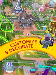 RollerCoaster Tycoon Touch APK screenshot thumbnail 12