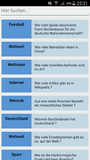 Schätz It ! screenshot 1