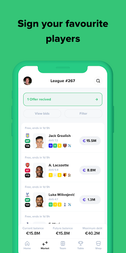 Bemanager - Be a Soccer Manager 2.59.0 de.gamequotes.net 3