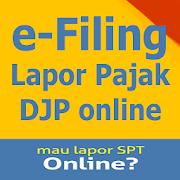 e-Filing Lapor Pajak