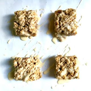 Gluten-Free Apple Pie Shortbread Bars