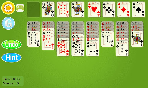 FreeCell Solitaire Mobile android2mod screenshots 2