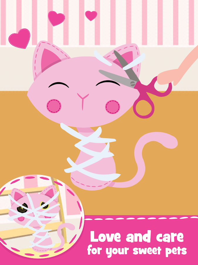 Lalaloopsy Pet Hospital- screenshot