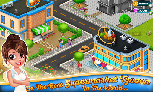 Supermarket Tycoon 1.33 Mod screenshots 1