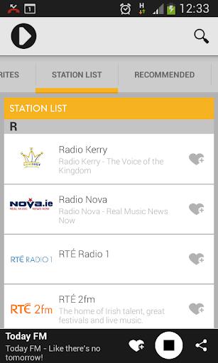 Irish Radioplayer