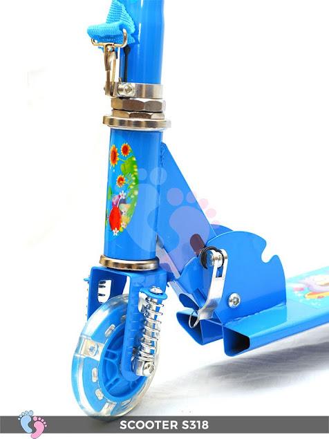 Scooter cho trẻ em s318
