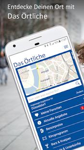 Das Örtliche Telefonbuch & Auskunft in Deutschland - náhled