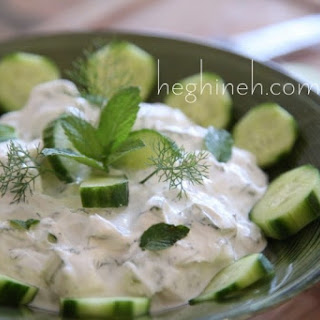 Creamy Cucumber Salad Recipes