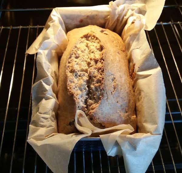 Gluten Free Maple Walnut Bread