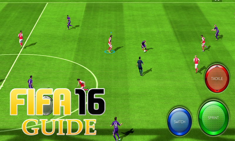 android Leitfaden FIFA 16 GamePlay Screenshot 1