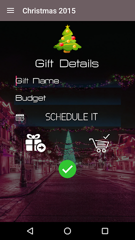 android Christmas Screenshot 3