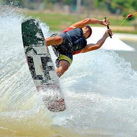 LAKE TELAVIV by Abu  Janjalani Abdullah - Sports & Fitness Watersports ( sport&fitness, watersports )