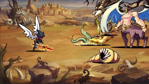 Grow Sword Master : Weapon Tap Clicker screenshots 3