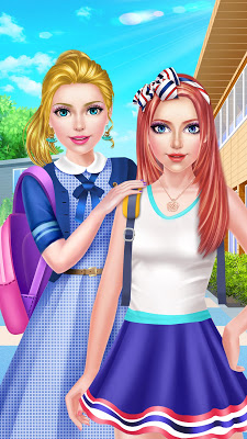 High School Girls Beauty Salon - screenshot