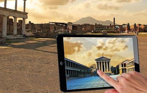 Pompeii Touch - screenshot thumbnail