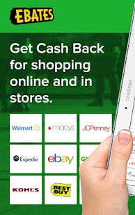 Ebates: Coupons & Cash Rewards Screenshot 6