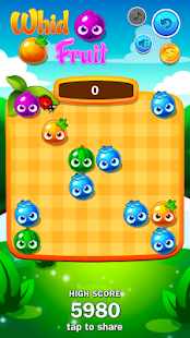 Whid Fruit (Match 3 + 2048)- screenshot thumbnail