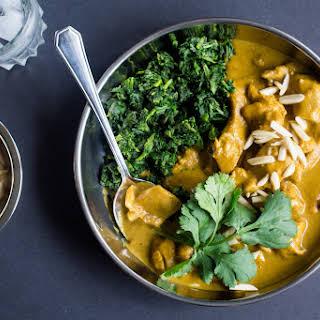 Chicken Korma (Gluten-free, Paleo, Perfect Health Diet, Whole30-friendly).