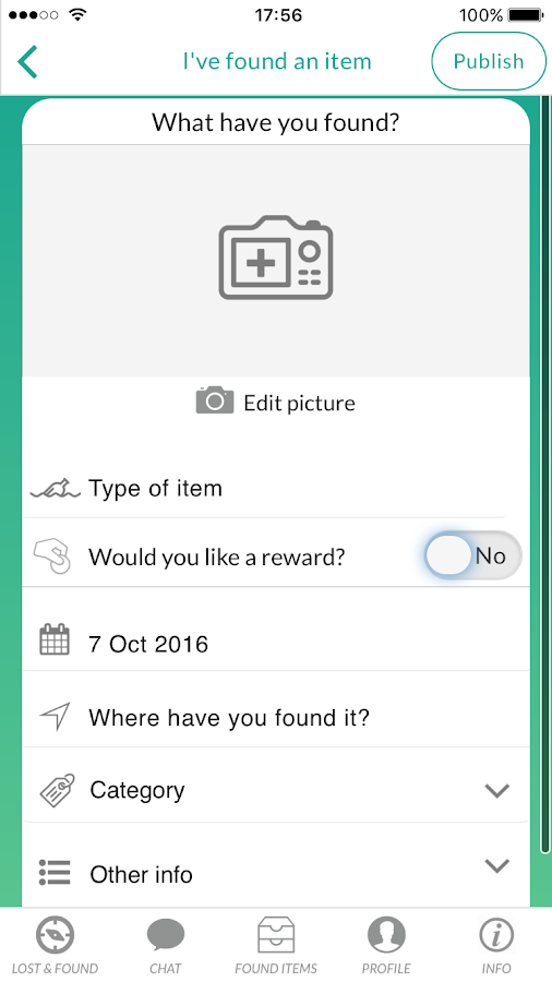FindMyLost - Lost & Found- screenshot