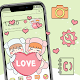 Download Cute Couple Cartoon Theme For PC Windows and Mac
