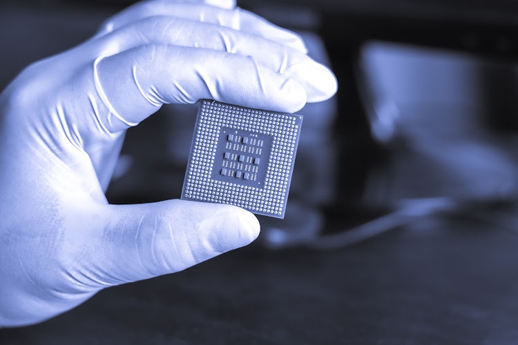A shortage of semiconductor chips is hampering global car production.