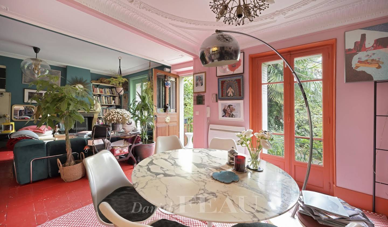 Maison avec jardin Paris 18ème