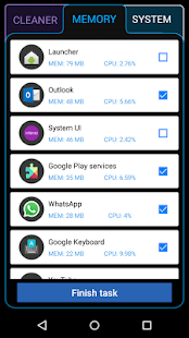 Ancleaner Pro, Android cleaner Screenshot