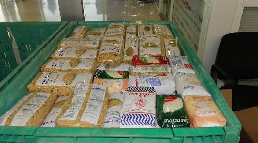 El Banco de Alimentos pide ayuda al municipio
