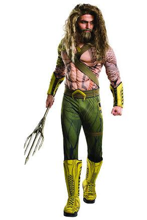 Dräkt Aquaman, deluxe
