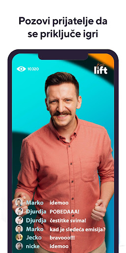Lift Kviz  screenshots 3