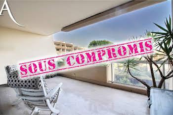 Appartement 4 pièces 87,69 m2