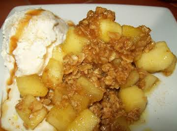 7 Step Apple Crisp 4 One!!