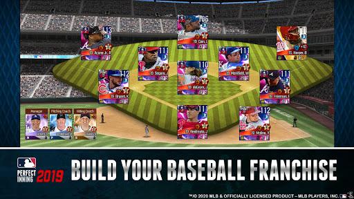 MLB Perfect Inning 2019 fond d'écran 2