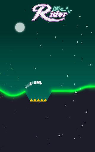 Radio Beat Rider : Neon Tricky Hurdle Track Ride 1.0.1 screenshots 2