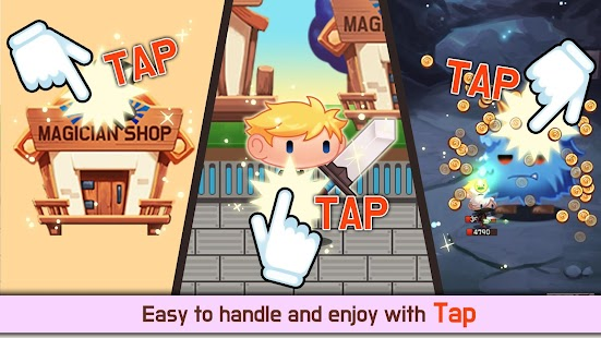 Tap Town - Soul Event Screenshot
