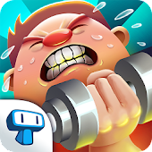 Fat to Fit - Fitness and Weight Loss Gym Game