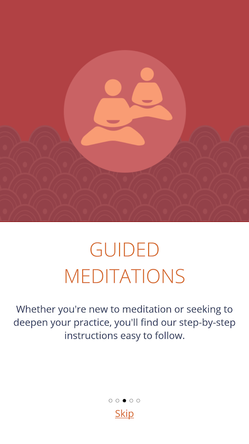Mindworks Guided Meditation- screenshot