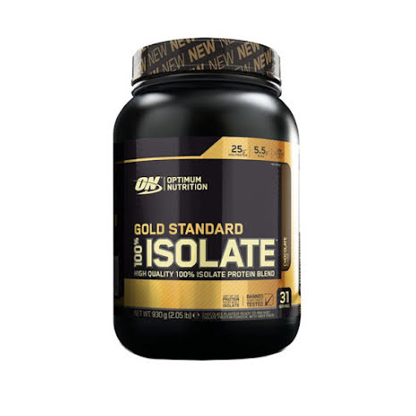Gold Standard 100% Isolate, 930g - Chocolate